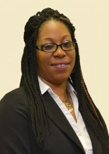 Nequana Stevens,</br>Community Services Program Manager