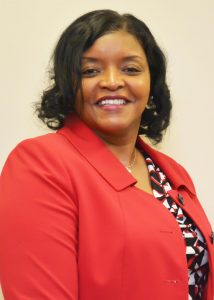 Sarita R. Hill, <br> Macon-Bibb EOC Director